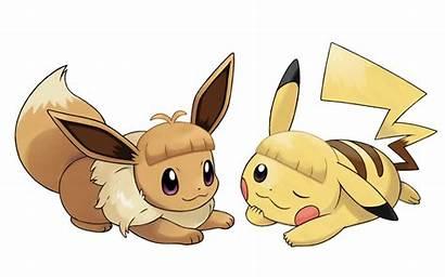 Pokemon Evoli Pikachu Oder Welches Darf Denn