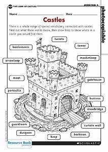Castles  U2013 Vocabulary  U2013 Primary Ks2 Teaching Resource