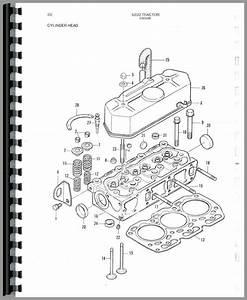 Kubota L3130 Parts Front Axle Diagram