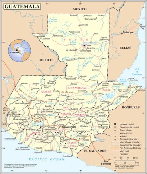 geography  guatemala wikipedia