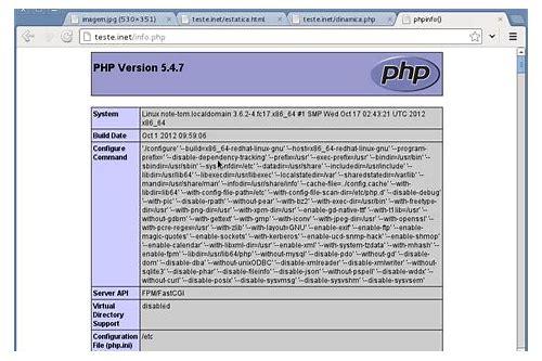 baixar o apache 2.2 para php-fpm