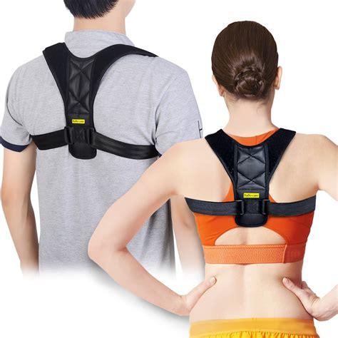 Posture Corrector Support Brace for Women & Men by Babo ...
