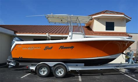 Used Sailfish Boats For Sale By Owner by Used 2007 Sailfish 2360 Cc Center Console Boat For Sale In