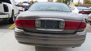 2002 Buick Century Alternator