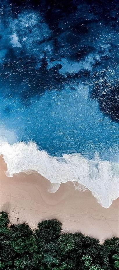 Iphone Apple Water Ocean Ios Aqua Wallpapers