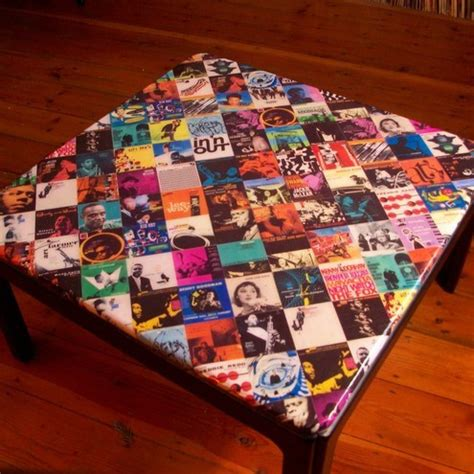 decoupage coffee table bluenote flickr photo sharing