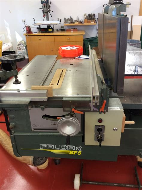 felder combination machine sold asheville hardware