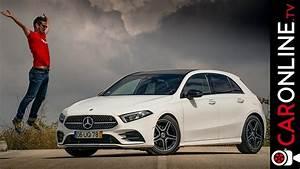 Mercedes Classe A 2018 : rebentou com tudo mercedes classe a 2018 review portugal youtube ~ Medecine-chirurgie-esthetiques.com Avis de Voitures