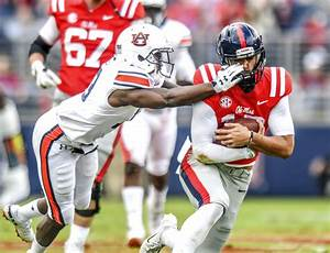 Auburn Enters Bye Week With Tough Schedule Ahead