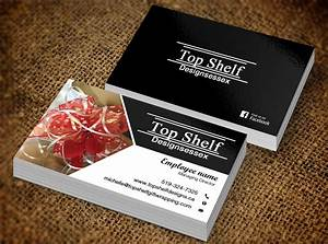 Professional upmarket business card design for michelle for Party decorator business cards