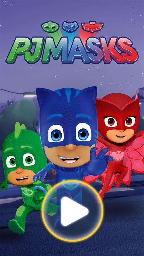 pj masks pyjama helden super city run amazonde apps