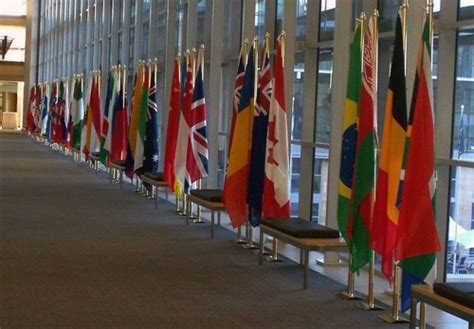 city flag indoor flagpoles