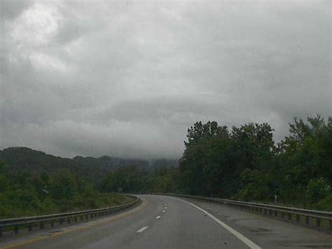 nimbostratus clouds clouds coming   ridge    flickr