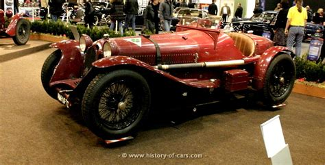 Alfa Romeo 8c 2300 1931 On Motoimg.com