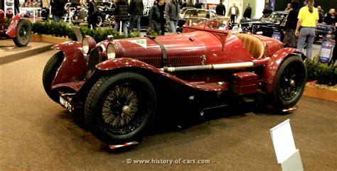 Alfa Romeo 8c 2300 1931 On Motoimgcom