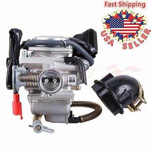 Carburetor Intake Manifold Kit For Gy6 150 150cc Scooter