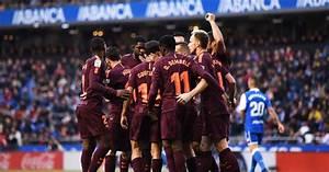 Barcelona win La Liga title as Lionel Messi hits hat-trick ...