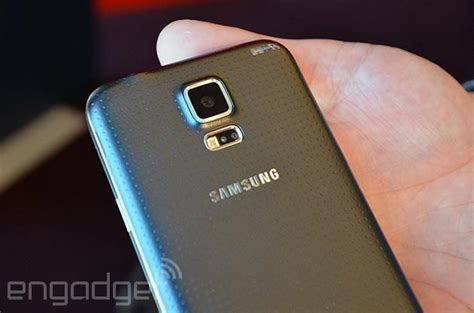 Maybe you would like to learn more about one of these? Why did Samsung play it safe with the Galaxy S5's processor?   Engadget