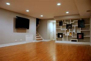 Our Almost Finished Basement  We Just Need A Sofa To Enjoy