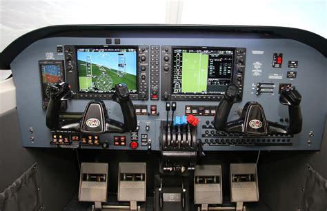 Piper Seminole - Frasca Flight Simulation