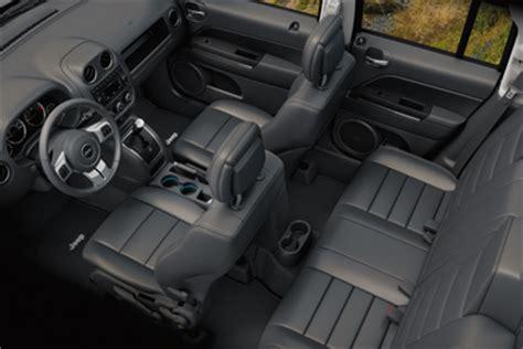 jeep patriot 2016 interior 2016 jeep patriot interior exterior design features