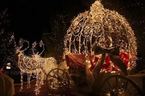 cinderella s christmas carriage merry christmas to all