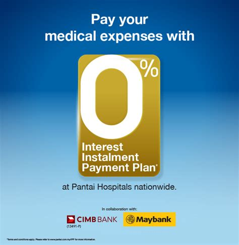 • the 6, 12 or 24 months 0% instalment plan is valid with minimum purchase of rm500 and above. Patient Care   Pantai Hospital Kuala Lumpur - Pantai Malaysia