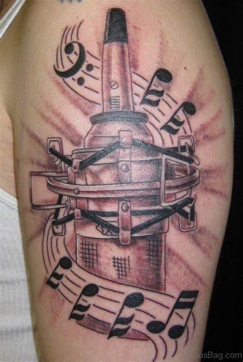 musical note tattoo designs  shoulder