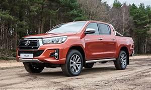 Toyota   Un Nouveau Visage Pour Le Pick