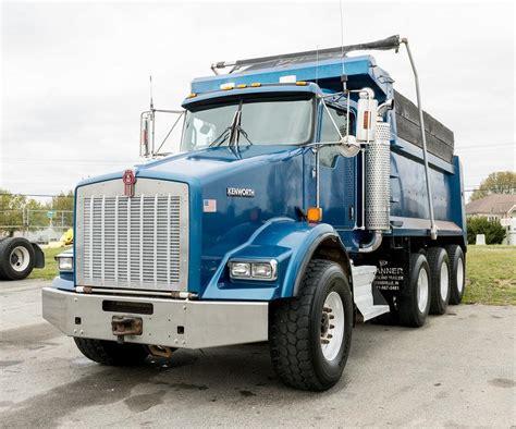 used kenworth trucks for sale in ga kenworth dump trucks in georgia for sale used trucks on