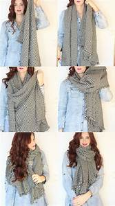 17 Best images about Scarfs on Pinterest | Circle scarf ...