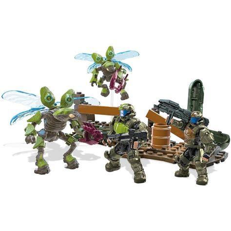 Mega Bloks Halo Odst Troop Pack Set #38168 Huge Saving Ebay