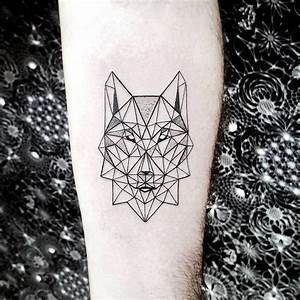 Tatouage Loup Geometrique : 303 best tatouage femme women tattoo images on pinterest ~ Melissatoandfro.com Idées de Décoration