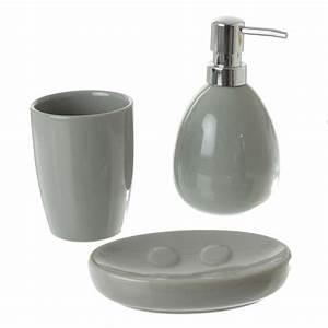 Set De Salle De Bain : astuce d co comment accessoiriser sa salle de bain ~ Teatrodelosmanantiales.com Idées de Décoration