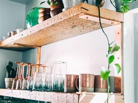 planche cuisine bois pariez sur la déco récup en cuisine décoration