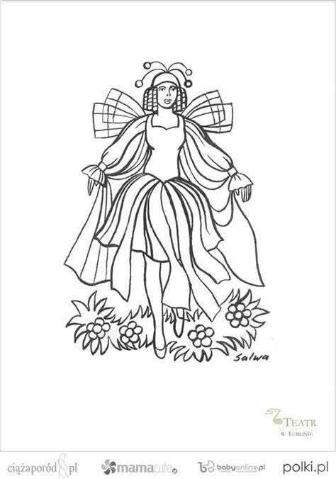 motyl kolorowanka dla dzieci babyonline pl