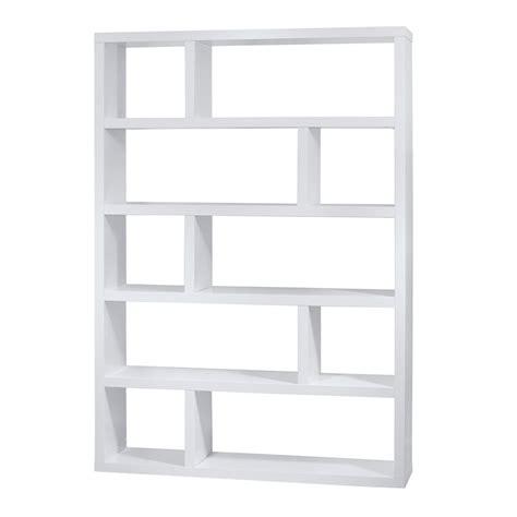 White Bookshelf by White Bookcase