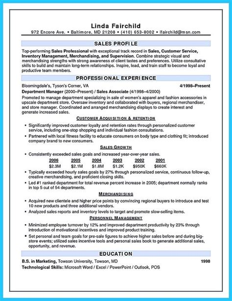 Start Assistant Resume by You Can Start Writing Assistant Store Manager Resume By