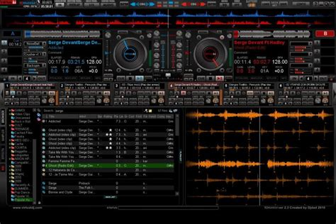 Virtual Dj Software  [new] Skin Tcmania 99 Decks