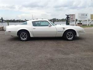 1978 Trans Am W72 4 Speed Manual
