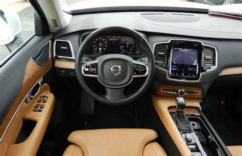 volvo xc excellence colors release date interior