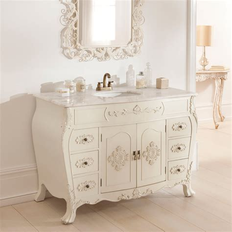 small bathroom mirrors antique vanity unit shabby chic bathroom furniture