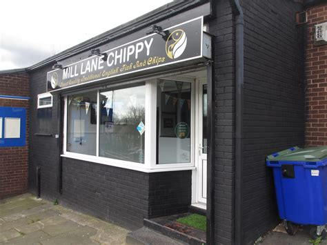 traditional fish chip shop mill lane chippy denton sold