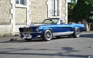 Ford Mustang Shelby G.T. 350 Convertible - 26 May 2017 - Autogespot