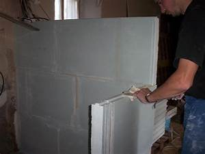 Cheville Pour Carreau De Platre : pose carreau de platre sur carrelage maison design ~ Dailycaller-alerts.com Idées de Décoration
