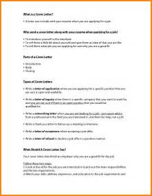 What S In A Resume by 8 Whats A Cover Letter Monthly Budget Forms