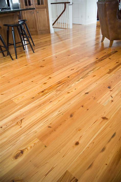 pine flooring longleaf lumber rustic heart pine wood flooring