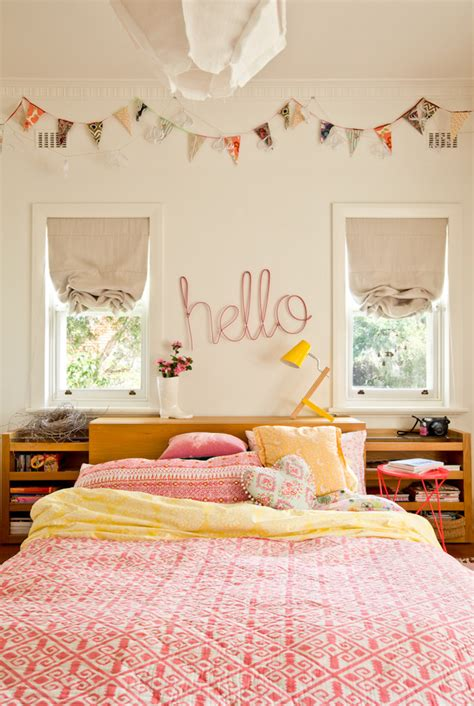 Innovative Cute Bedspreads In Kids Beach Style With Attic