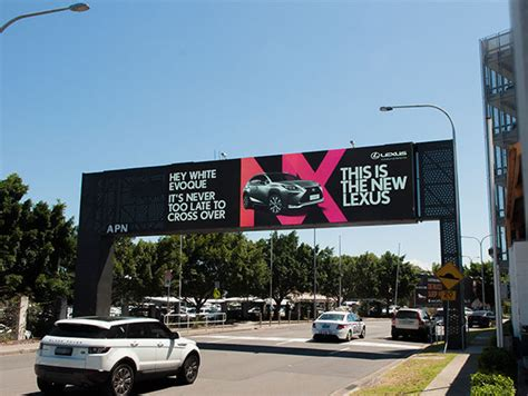 targeted highway billboards engaging marketing