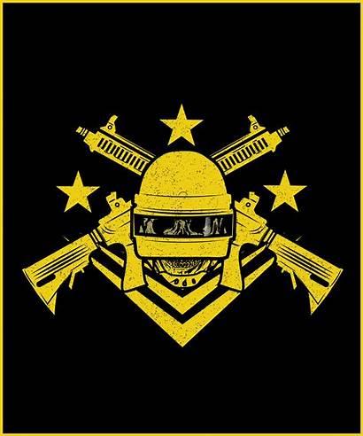 Pubg Clan Logos Mobile Symbol Skull Guns